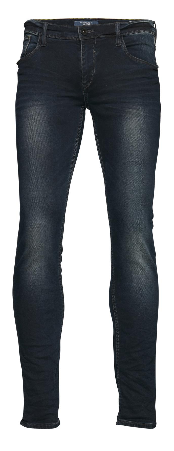 blend herren jeans slim fit low waist hose pants dark. Black Bedroom Furniture Sets. Home Design Ideas