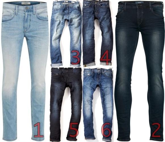 blend herren jeans regular slim skinny fit low waist hose. Black Bedroom Furniture Sets. Home Design Ideas