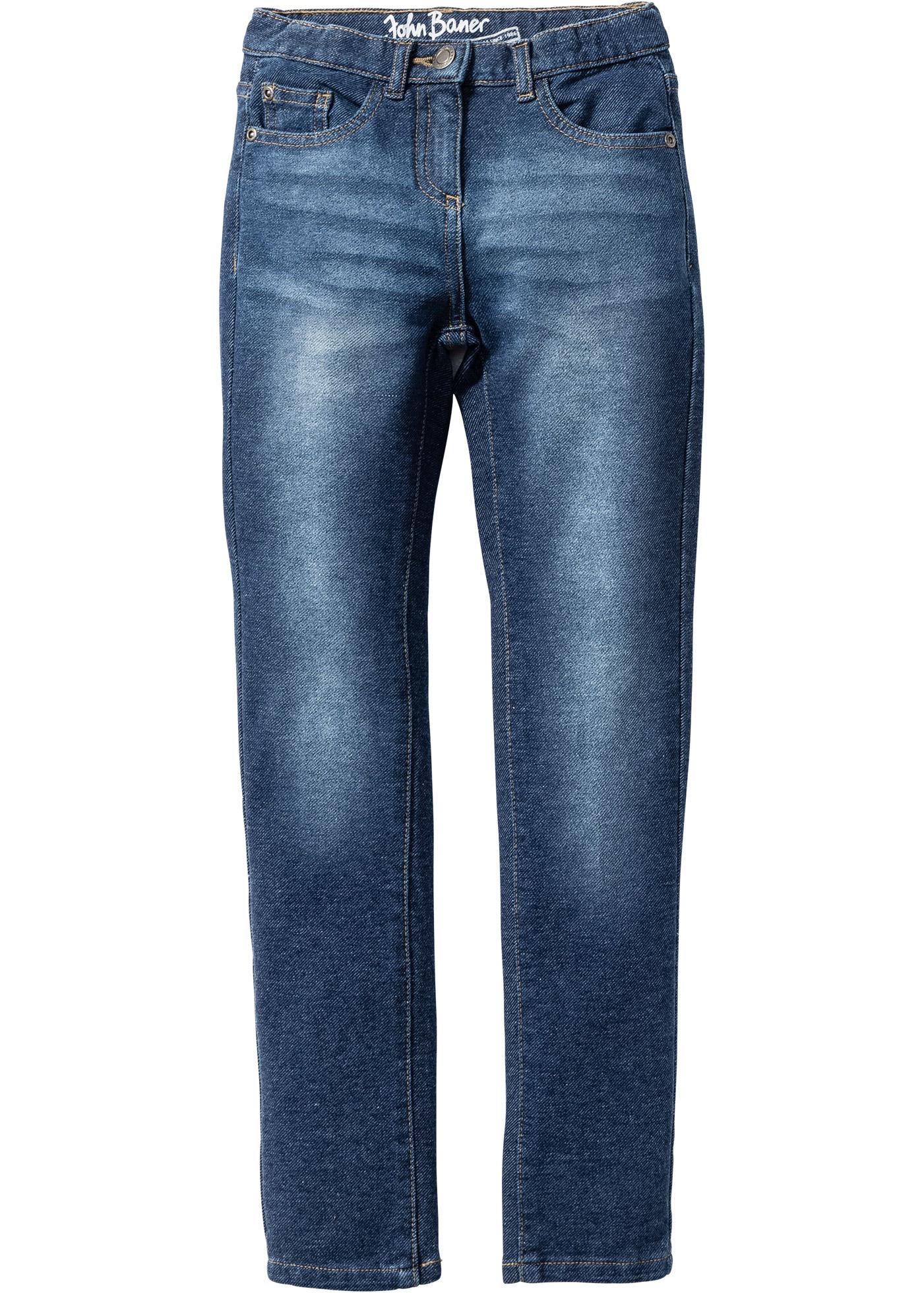 Kinder Jeans Hose Skinny Soft Denim Jungen Freizeit Slim blau Größe ... 7491cd735c